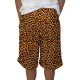 Jungle Cat Youth Knee Length Short