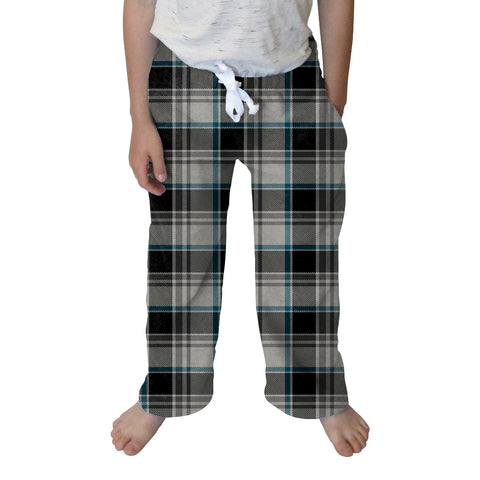 London Plaid Charcoal Toddler Pant