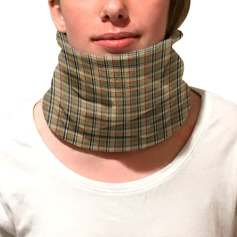 London Plaid Youth and Adult Neck Warmer