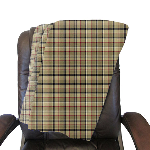 London Plaid Blanket - Double Sided