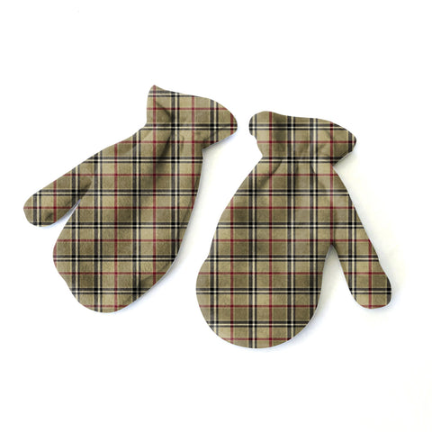London Plaid Mitten - Double Sided