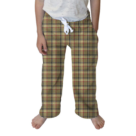 London Plaid Youth Pant