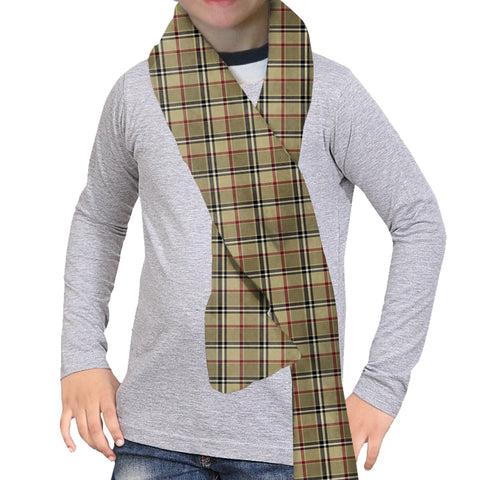 London Plaid Scarf - Double Sided