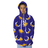 MN Pro Football Youth Hooded Top