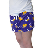 MN Pro Football Womens Short Short