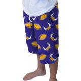 MN Pro Football Youth Knee Length Short