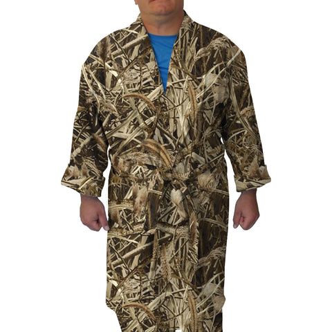Marsh Camo Youth and Adult Robe