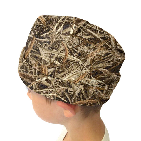 Marsh Camo Youth and Adult Hat