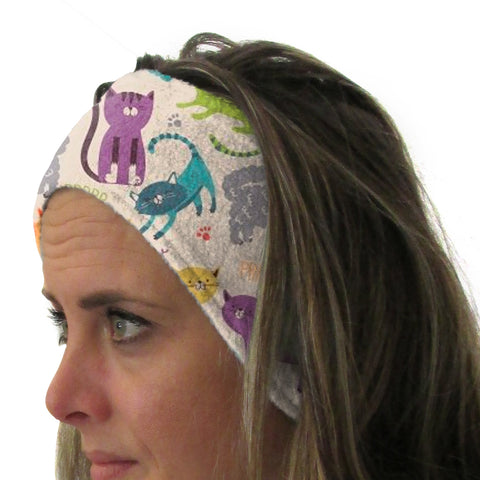 Meow Meow Youth and Adult Head Band