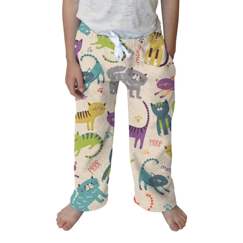 Meow Meow Youth Pant