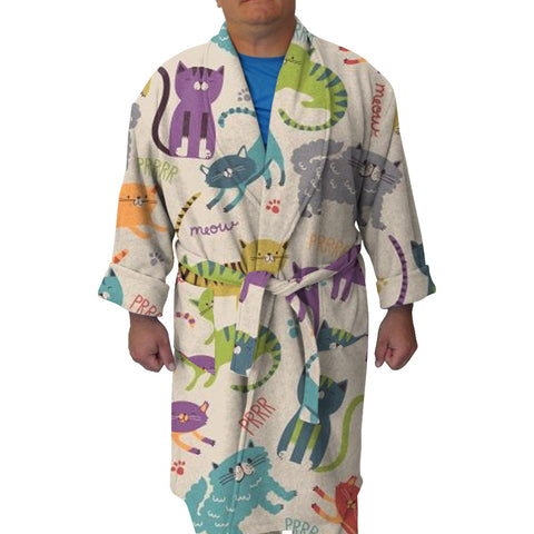 Meow Meow Youth and Adult Robe