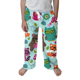 Nerdy Forest Buddies Youth Pant