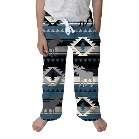 Northern Moose Toddler Pant