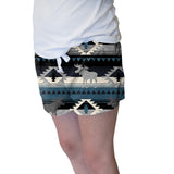 Northern Moose Womens Short Short