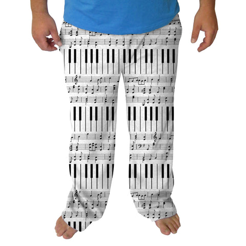 Piano Piano! Mens Adult Pant