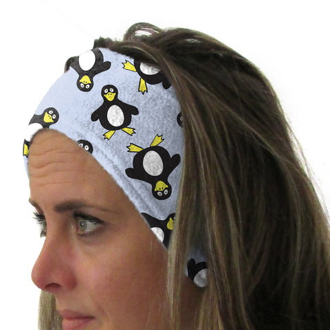 Penguin Party Youth and Adult Head Band