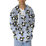 Penguin Party Adult Hooded Top