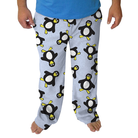 Penguin Party Mens Adult Pant