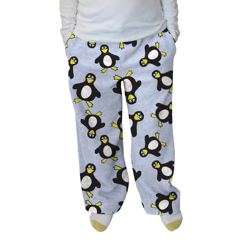 Penguin Party Womens Adult Pant