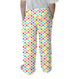 Polka Dots Multi Color Toddler Pant