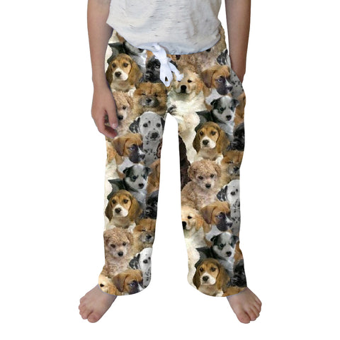 Puppies Rule Youth Pant