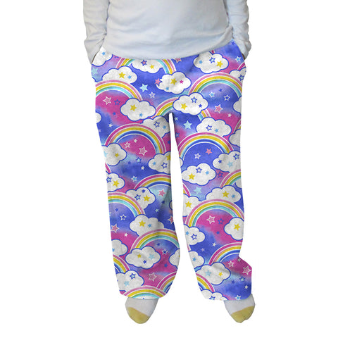 Rainbow Womens Adult Pant
