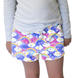 Rainbow Womens Short Short