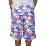 Rainbow Youth Knee Length Short