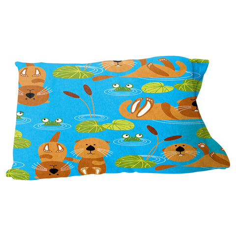 Relaxing Gotters Pillow Case