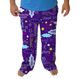 Sleep Time Mens Adult Pant