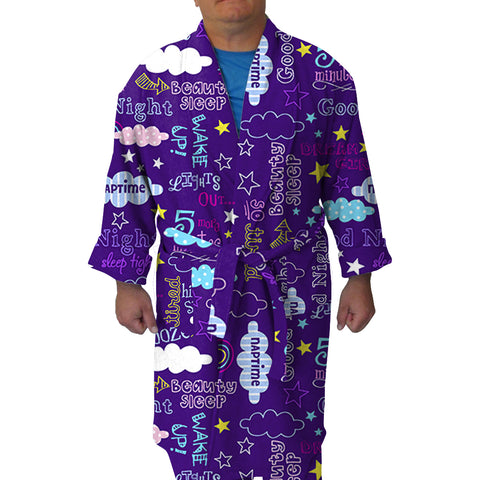 Sleep Time Youth and Adult Robe