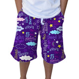 Sleep Time Youth Knee Length Short