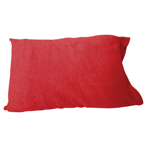 Solid Red Pillow Case