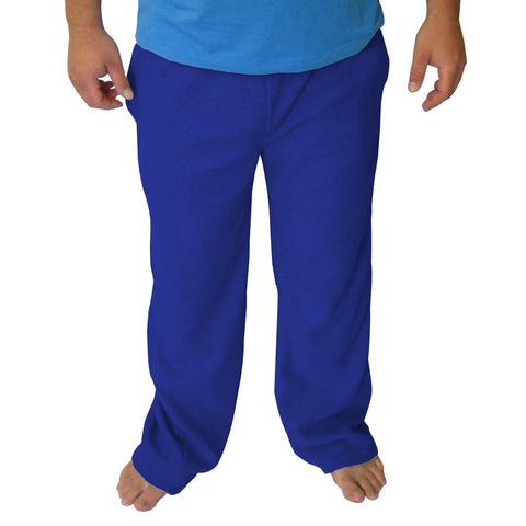 Solid Royal Blue Mens Adult Pant