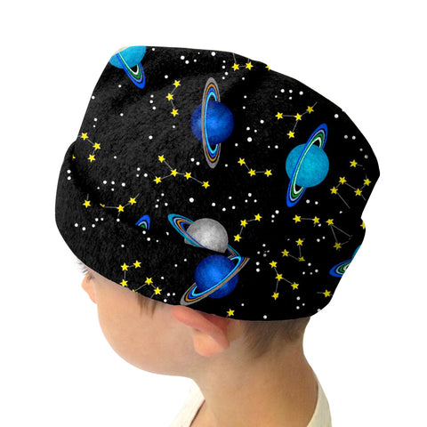 Space Saturn Youth and Adult Hat