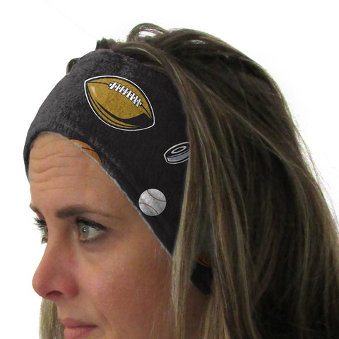 Sportstar Youth and Adult Head Band