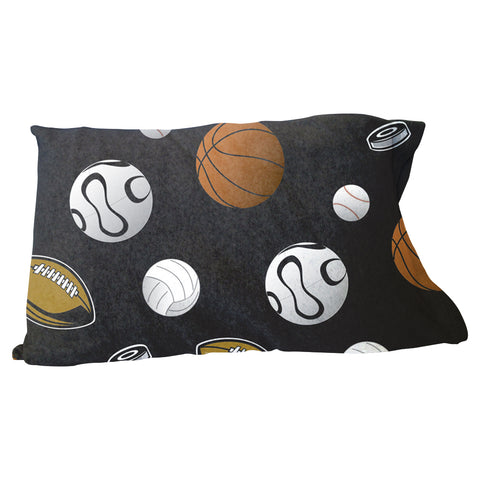 Sportstar Pillow Case