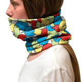 Thinking Bubbles Youth and Adult Neck Warmer