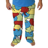 Thinking Bubbles Mens Adult Pant
