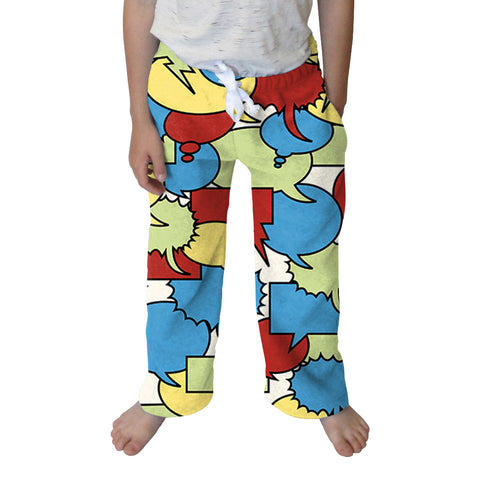 Thinking Bubbles Toddler Pant