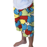 Thinking Bubbles Youth Knee Length Short