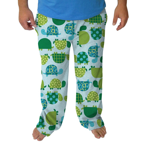 Turtle Time Mens Adult Pant