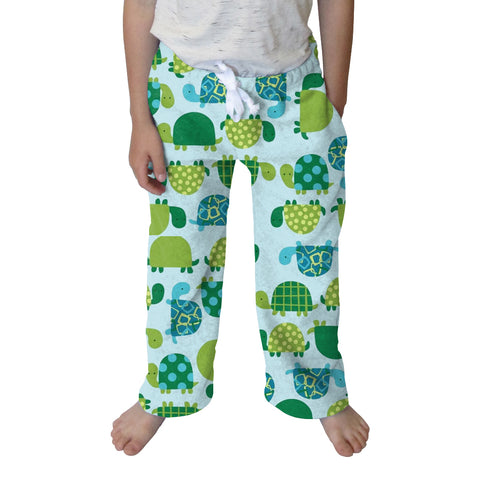 Turtle Time Toddler Pant