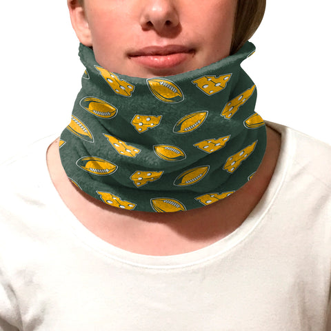 Wi Pro Football Youth and Adult Neck Warmer