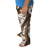 Winter Camo Mens Adult Pant