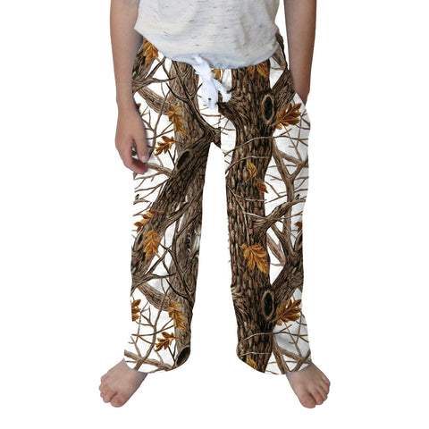Winter Camo Toddler Pant