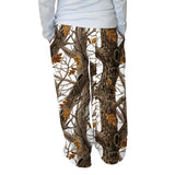 Winter Camo Womens Adult Pant