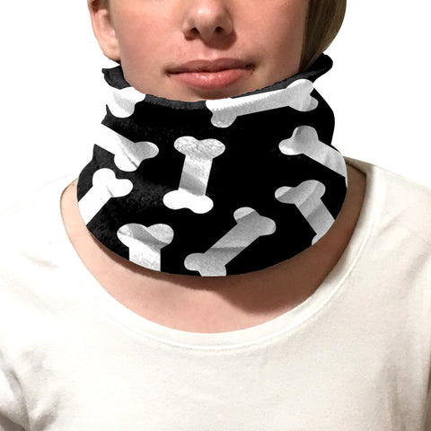 Get A Dog A Bone Youth and Adult Neck Warmer