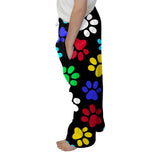 MULTI COLOR PAWS YOUTH PANT