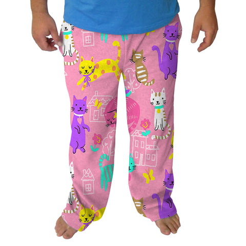 Kitty Party Mens Adult Pants